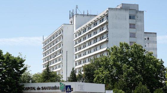Vítimas foram transportadas para o Hospital de Santarém