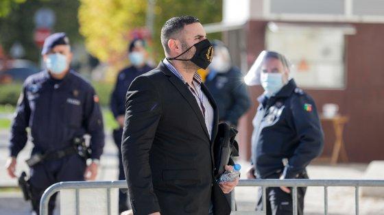 Ex-fuzileiro e arguido João Paulino é considerado o cérebro do assalto a Tancos