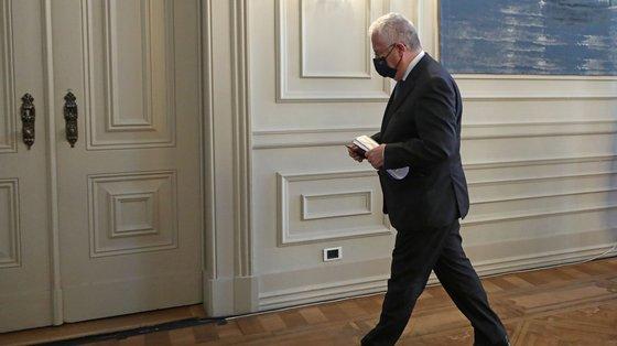 """Eduardo Cabrita respondeu que o Ministério da Administração Interna não tem qualquer """"competência de proibição de manifestação"""""""