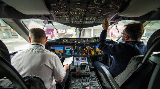 A TAP iniciou no mês passado um processo de despedimento coletivo de 124 trabalhadores, que abrange 35 pilotos