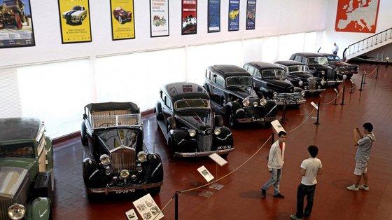 O Museu do Caramulo tem quase 70 anos de existência e já foi visitado por mais de um milhão e meio de pessoas