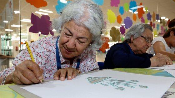 """Os centros de referência da RePEnSA têm como objetivo """"preparar a população para o envelhecimento"""", bem como ajudar os mais velhos """"a ter maior qualidade de vida"""""""