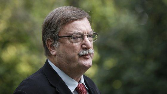 Carlos Silva revelou ter conhecido o antigo banqueiro em 1996, quando passou a integrar a comissão de trabalhadores do BES