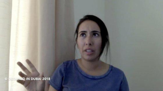 Latifa tentou fugir dos Emirados Árabes Unidos em 2018