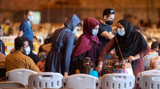 """O porta-voz do Governo diz que """"o bem-estar dos refugiados é mais bem servido ao permanecerem no primeiro país de chegada - Paquistão - enquanto aguardam pelo seu destino final"""""""