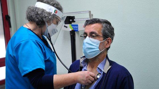 O diretor do Serviço de Cardiologia contou que os doentes já estão a recuperar a confiança e a regressar aos hospitais e aos cuidados de saúde