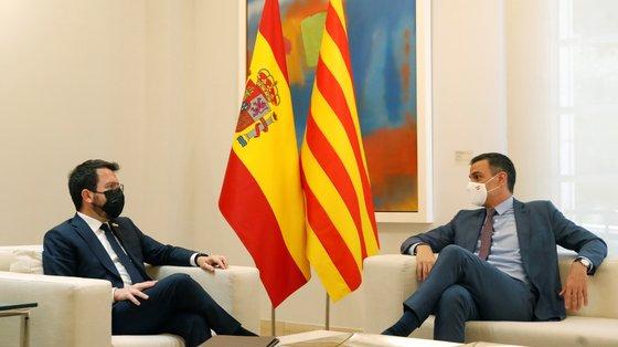 Movimento pró-independência pretende um referendo scatalaesobre a autodeterminação da comunidade autónoma da Catalunha
