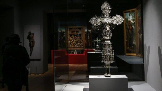 """Foi possível apreender as quatro peças de arte sacra furtadas, de valor patrimonial e histórico significativo"""", refere a PJ"""