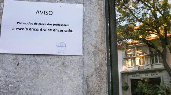 A greve também abrange os trabalhadores do ensino superior