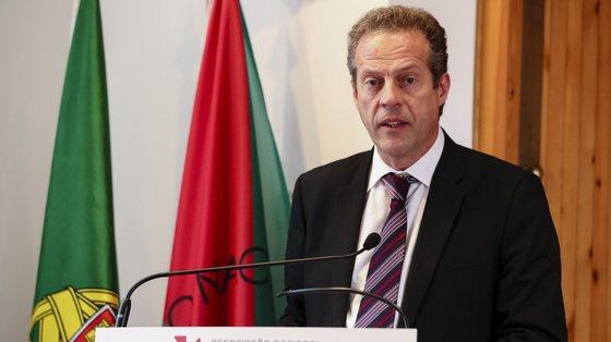 O atual presidente e recandidato à Câmara de Aveiro garantiuque não será delegado em nenhuma mesa de voto
