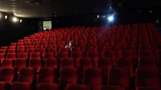 A Casa do Cinema de Coimbra foi criada em maio deste ano, reativando a sala das Galerias Avenida, no centro da cidade, que estava encerrada há cerca de 12 anos