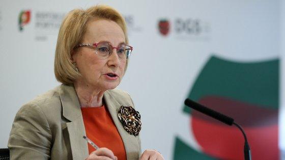 A diretora-geral da saúde, Graça Freitas, comunicou esta sexta-feira o parecer da Comissão Técnica de Vacinação contra a Covid-19