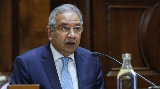 """Nelson de Souza deu a nota de que """"Portugal está já a utilizar bem os recursos que agora foram efetivamente disponibilizados"""""""