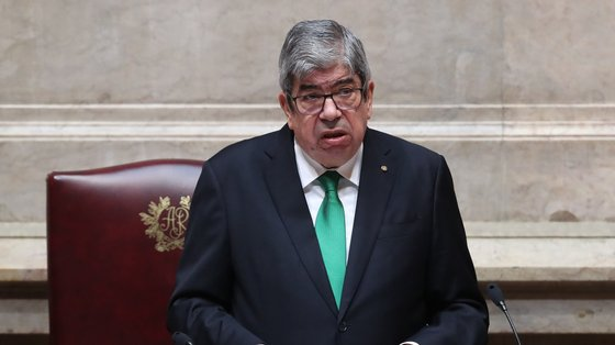 Ferro Rodrigues, evocou esta quarta-feira os 200 anos da aprovação da abolição da Inquisição em Portugal