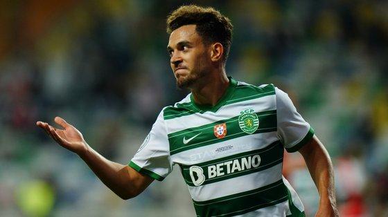 Pedro Gonçalves (Pote) fez um golo de levantar, finalmente, os adeptos
