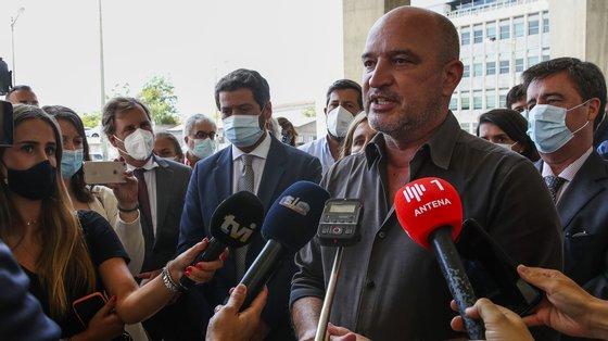 """""""Eu tinha a confiança de ser vereador, mas foi por muito pouco. Ficamos muito perto"""", disse Nuno Graciano"""