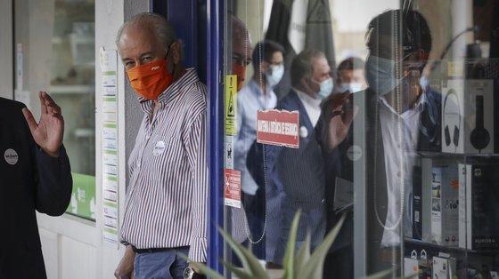 """Rio admitiu que esta atitude do PS e do Governo pode indicar algum """"desespero de causa"""""""