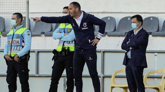"""""""É natural que a equipa ainda não esteja no seu melhor"""", disse Petit"""