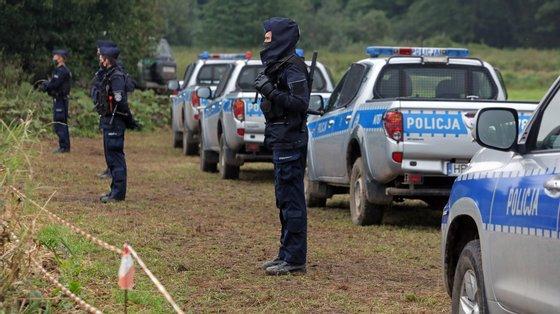 Quatro pessoas foram encontradas mortas na fronteira entre Bielorrússia e a Polónia