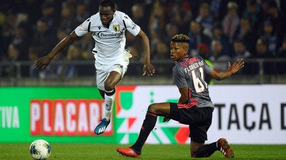 Na época passada, Florentino alinhou no Mónaco, também por empréstimo do Benfica.