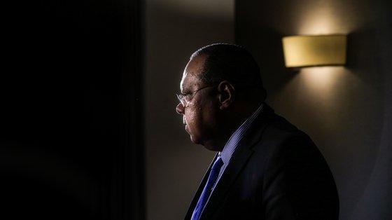 """Hélder Pitta Grós, o Procurador-Geral da República de Angola, diz que """"nunca teve conhecimento sobre o assunto""""."""