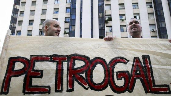 """Para organizações dos trabalhadores da Petrogal, o ministro está """"na disponibilidade de fazer coisa nenhuma"""" pelos funcionários"""