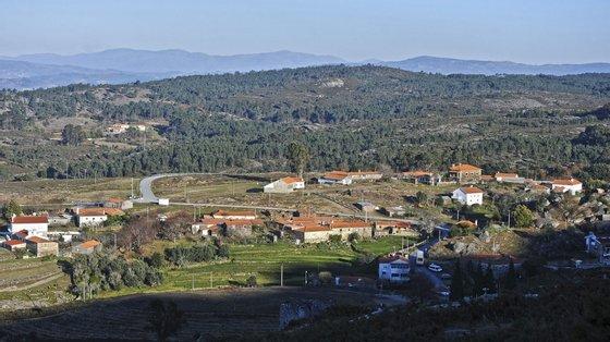 Entre as oito áreas previstas para integrar o concurso internacional encontra-se a Serra d'Arga