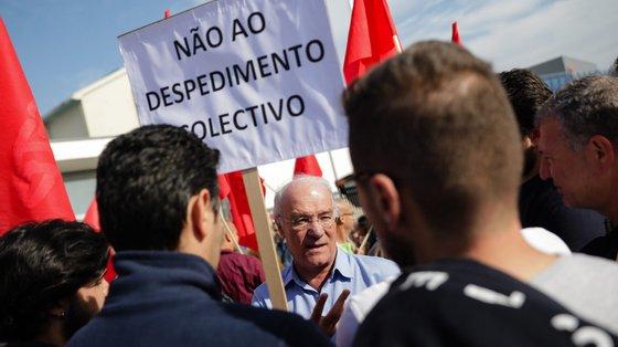 Os dados do estudo mostram que Portugal continental tinha em 2020 um total de 332,9 mil pessoas desempregadas, mais 12,3 mil que no ano anterior.