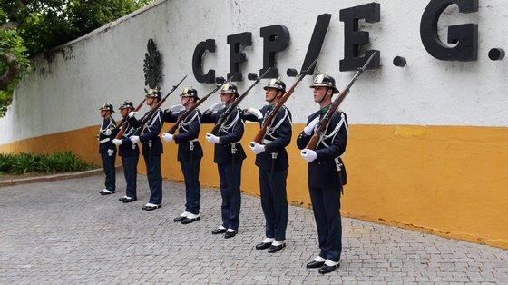 O Centro de Formação da GNR funciona, desde 1985, no antigo Convento de São Bernardo, em Portalegre