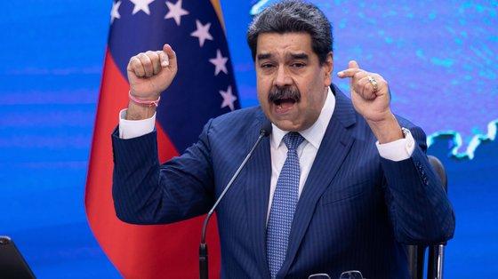 Em substituição de Jorge Arreaza, como ministro das Relações Exteriores,Maduro nomeou Félix Plasencia