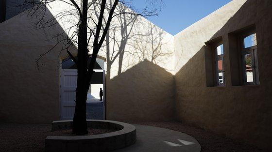 Inaguração da Casa da Arquitectura como Centro Português de Arquitectura, em Matosinhos, 15 de novembro de 2017. JOSÉ COELHO/LUSA