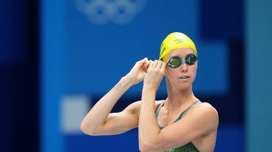 Para conquistar o ouro, McKeon melhorou o recorde olímpico, que já batera há dois dias, com 52,13 segundos