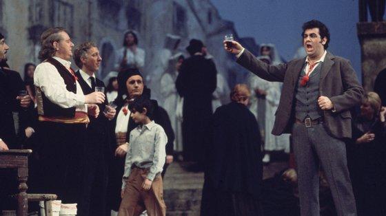 """""""Cavalleria Rusticana"""" estreou-se em Roma em 1890 e, no ano seguinte, em Lisboa"""