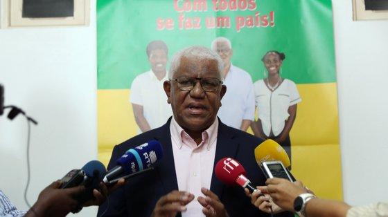 Um total de 19 candidatos disputou, no domingo, o cargo dePresidente da República