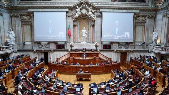 Se o número de iniciativas legislativas baixou em relação à primeira sessão, então com 530 projetos ou propostas de Lei, o número de novas leis foi um recorde dos últimos anos.