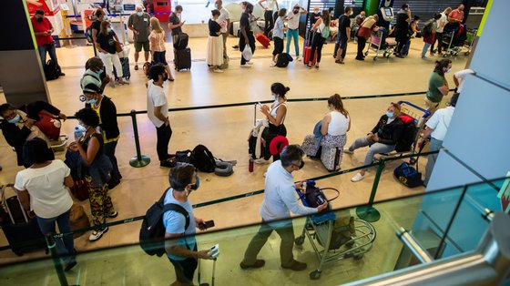 A greve de dois dias cancelou várias centenas de voos nos aeroportos portugueses, afetando sobretudo o de Lisboa