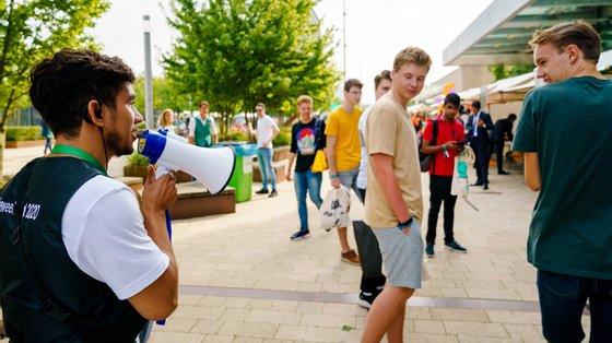 Os cidadãos europeus classificaram o programa de intercâmbio de estudantes como sendo o resultado mais positivo da UE após a livre circulação e a paz