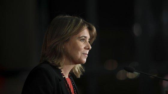 Catarina Martins garantiu que os maus resultados eleitorais do BE nas autárquicas não vão afetar a posição, disponibilidade e caderno de encargos do BE para as negociações do OE22.