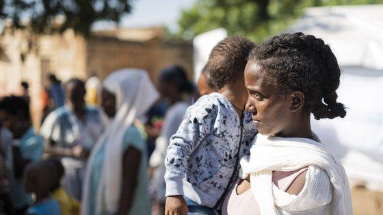Os Estados Unidos da América e a União Europeia lançaram um apelo para que seja levada a cabo uma ação determinada de combate ao surto de fome na região