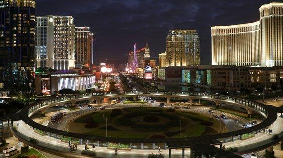 Também nos primeiros oito meses do ano, os casinos registaram uma subida de 70,1% nas receitas comparativamente a igual período do ano passado