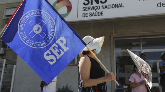 """Celso Silva frisou que """"a responsabilidade da avaliação dos enfermeiros é da ULSBA e, por isso, o SEP """"não aceita que, por inação da administração, os enfermeiros fiquem prejudicados"""""""