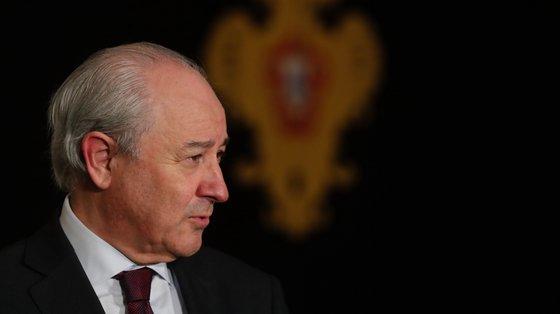 Rio falou à saída de uma audiência com Marcelo