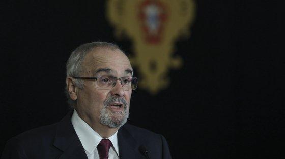 """João Vieira Lopes, líder da CCP, lamentou ainda que exista uma """"diabolização do trabalho temporário e de outras formas que ajudam a aumentar o emprego"""""""