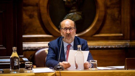 No debate da Assembleia da República, o ministro do Ambiente foi questionado por várias bancadas parlamentares