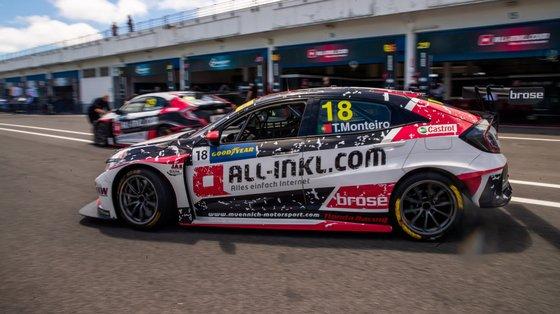 A primeira das duas corridas do dia foi ganha pelo italiano Gabriele Tarquini (Hyundai i30) enquanto a segunda sorriu ao belga Frédéric Vervisch