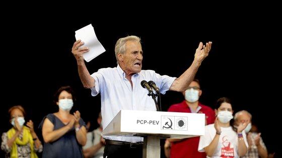 O PRR foi tópico recorrente durante a campanha