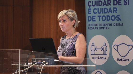 A ministra da Saúde disse ainda que Portugal poderia, se fosse necessário, revacinar toda a população contra a Covid-19