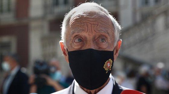 Esta será a quinta deslocação de Marcelo Rebelo de Sousa ao Brasil enquanto Presidente da República