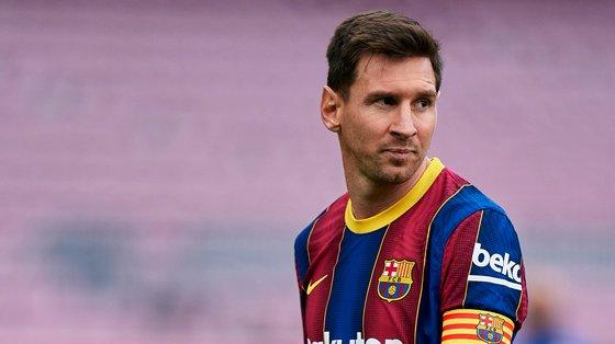 Aos 34 anos, Messi ainda é um dos melhores jogadores do mundo