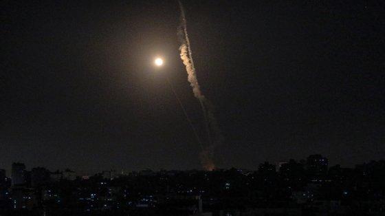 Forças do Hamas já vieram dizer que não há feridos a registar